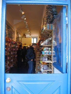 Chocolate Covered - Interior